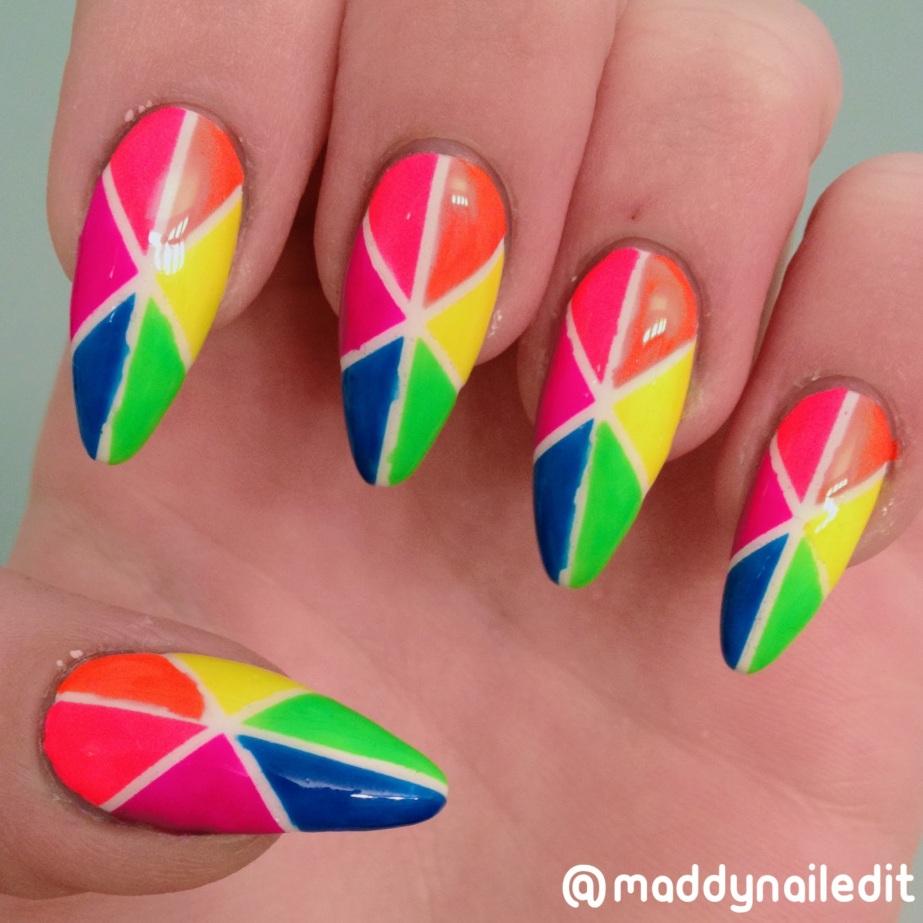 Nail Art – Maddy Nailed It